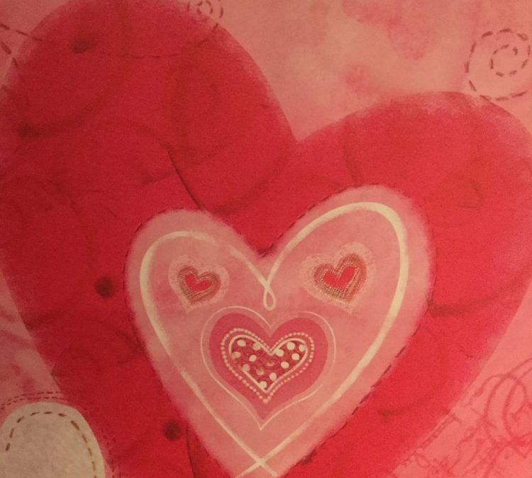 Bonne St Valentin à tous les amoureux