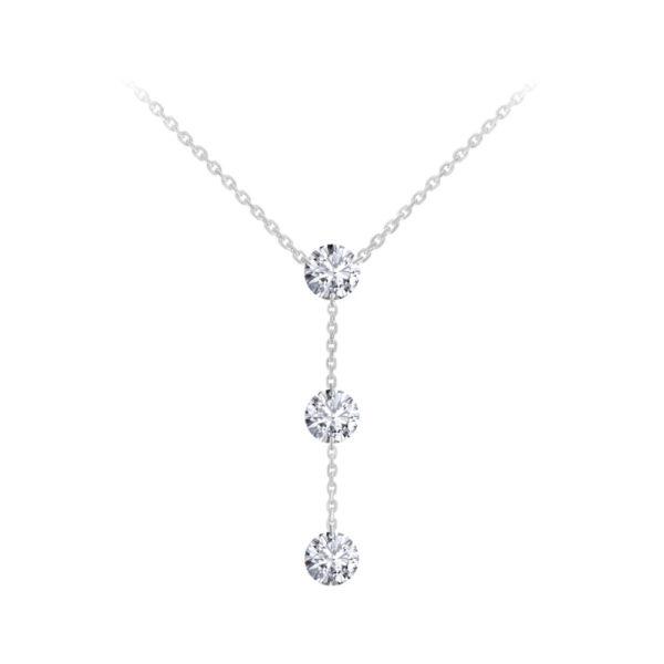 Waskoll collier diamond chain